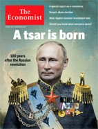 Скачать бесплатно журнал The Economist, 28 октября 2017