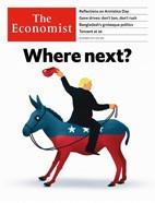 Скачать бесплатно журнал The Economist, 10 ноября 2018