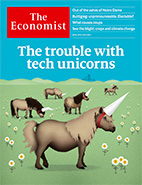 Скачать бесплатно журнал The Economist, 20 апреля 2019