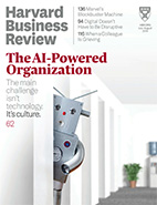 Скачать бесплатно журнал Harvard Business Review 2019 (July-August)