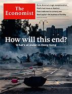 Скачать бесплатно журнал The Economist, 10 август 2019
