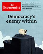 Скачать бесплатно журнал The Economist, 31 августа 2019