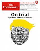 Скачать бесплатно журнал The Economist, 14 декабря 2019