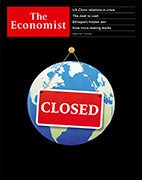 Скачать бесплатно журнал The Economist, 21 марта 2020