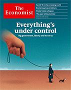 Скачать бесплатно журнал The Economist, 28 марта 2020