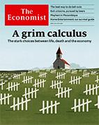 Скачать бесплатно журнал The Economist, 4 апреля 2020