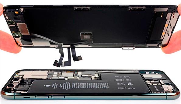 Модель iPhone 11 Pro