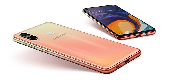 Обзор смартфона Samsung Galaxy A60
