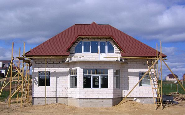 Строительство дома под ключ - выгодно и качественно
