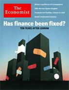 Скачать бесплатно журнал The Economist, 8 сентября 2018