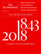 Скачать бесплатно журнал The Economist, 15 сентября 2018